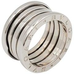 Bvlgari B.zero1 Five-Band White Gold Ring