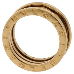 Bvlgari B.Zero1 Ring in 18 Karat Yellow Gold
