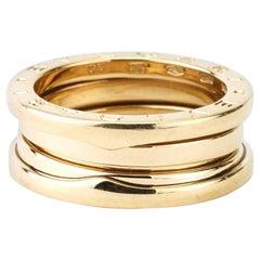 Bvlgari B.Zero1 Ring in 18 Karat Yellow Gold