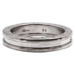 Bvlgari B.Zero1 White Gold Ring