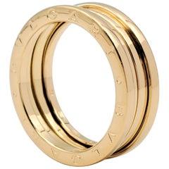 Bvlgari B.zero1 Yellow Gold Band