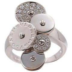 Bvlgari Cicladi White Gold Ring