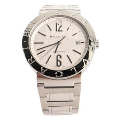 Bvlgari Diagono Professional Automatic Watch Stainless Steel