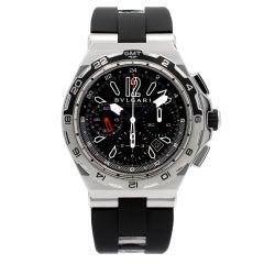 Bvlgari Diagono X-PRO Chronograph Black Dial Automatic Mens Watch DP45BSTVDCHGMT