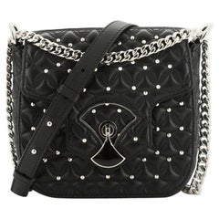 Bvlgari Divas Dream Bag Quilted Leather Small
