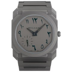 Bvlgari Exclusive Edition Octo Finissimo Watch 103023