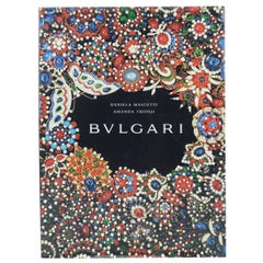 Bvlgari Jewelry Coffee Table Book, 1996