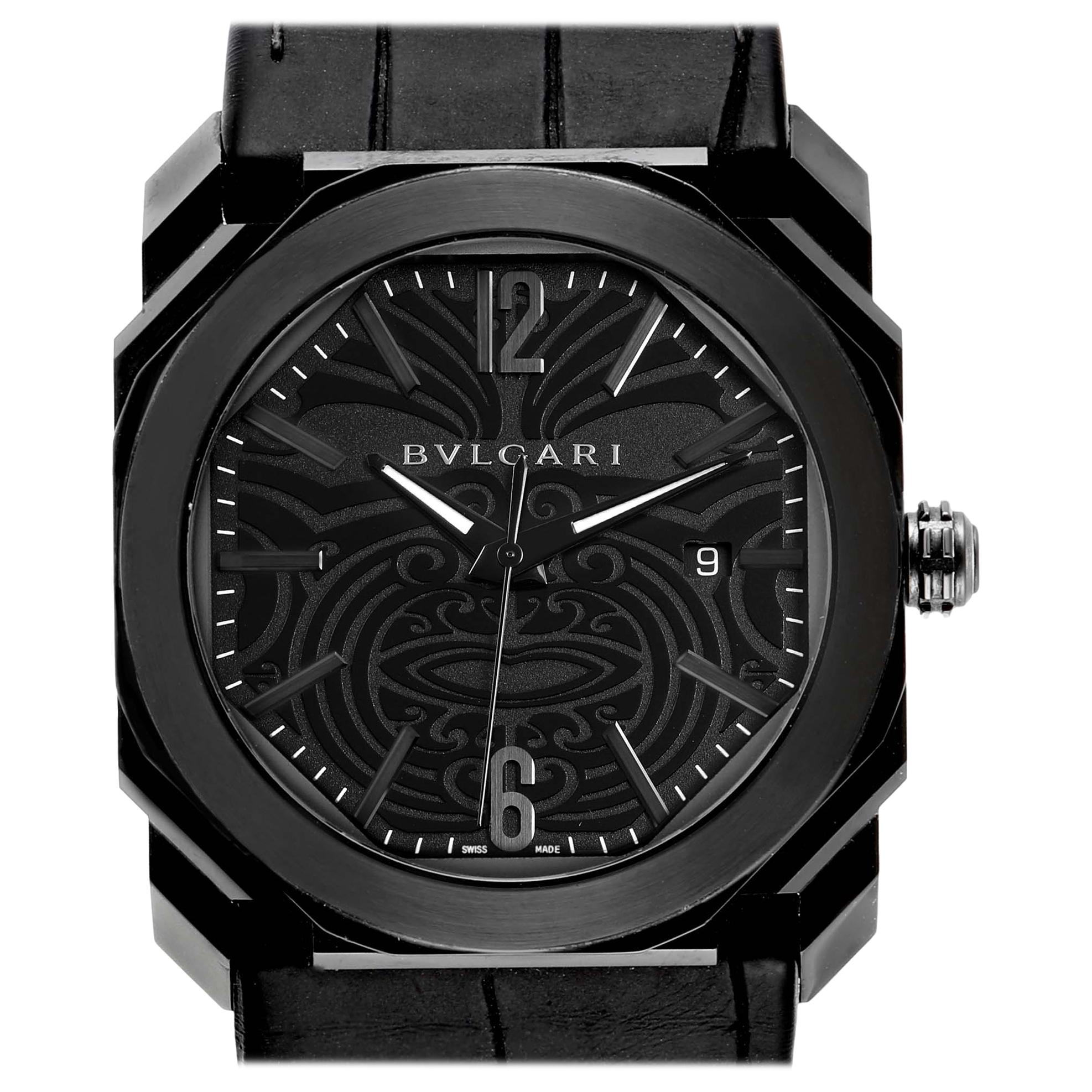 Octo Solotempo Watch
