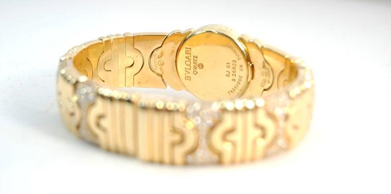 70b0c20478db2 Bvlgari Parentesi Gold and Diamond