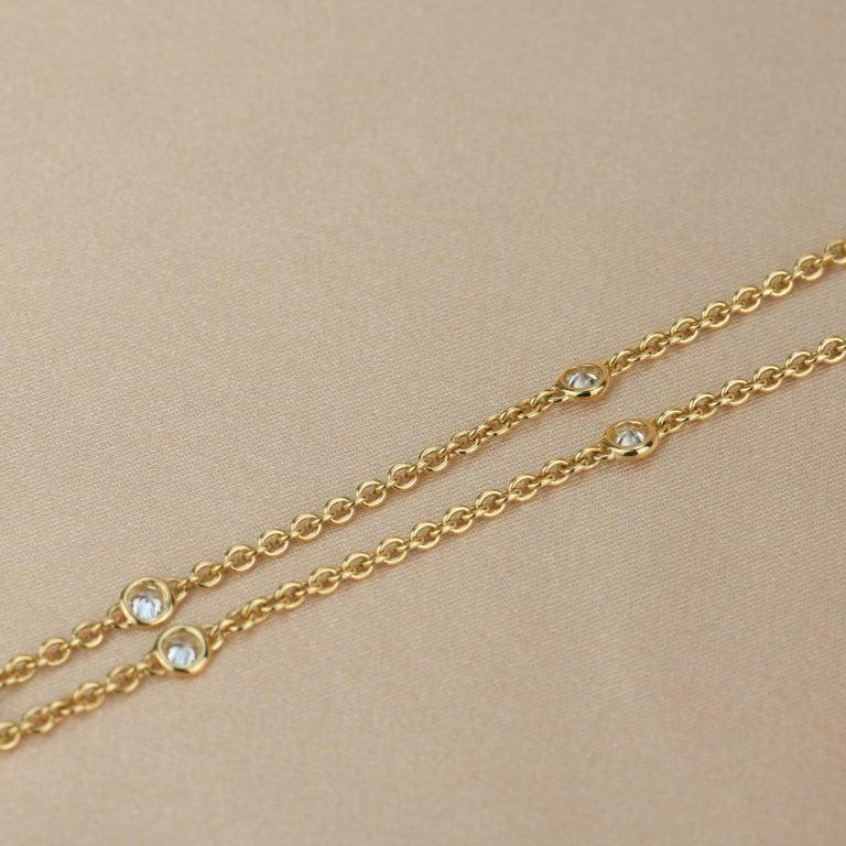 Bvlgari Peridot Diamond 18K Gold Pendant Necklace For Sale 4