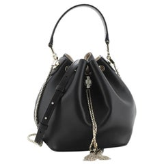 Bvlgari Serpenti Forever Bucket Bag Leather