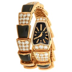 Bvlgari Serpenti Jewelry Watch 101790