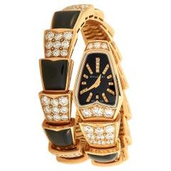 Bvlgari Serpenti Jewelry Watch 101790
