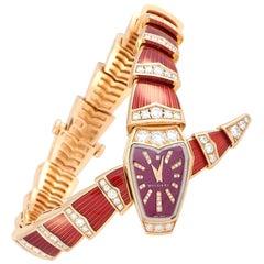 Bvlgari Serpenti Jewelry Watch 102345