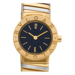 Bvlgari Tubogas BB23T, Case, Certified and Warranty