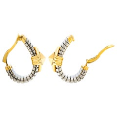 Bvlgari Tubogas Earrings