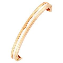 Bvlgari White Ceramic Bracelet