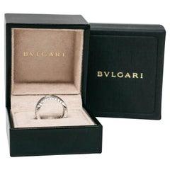 Bvlgari White Gold Diamonds Ring