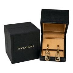Bvlgari Yellow Gold 1 Yellow 3.03 1 Blue 3.46 Sapphire Diamonds Ring