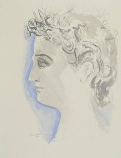 Neoclassical Head in profile