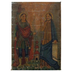 Byzantine Art Icon