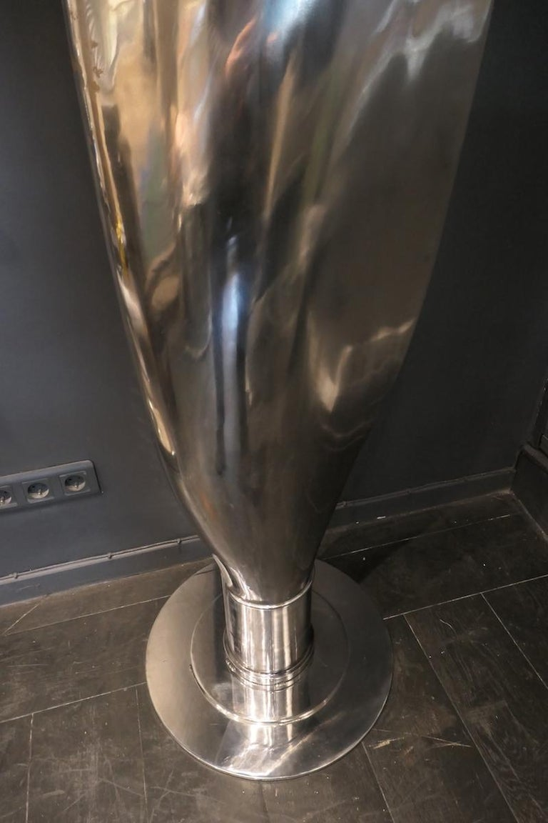 American C-130 Tall Propeller Blade Manufactured by Hamilton Standard For Sale