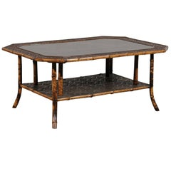 20th Century Two-Tier Coffee Table, circa 1900