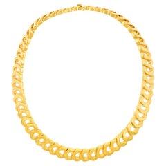C de Cartier Gold Necklace
