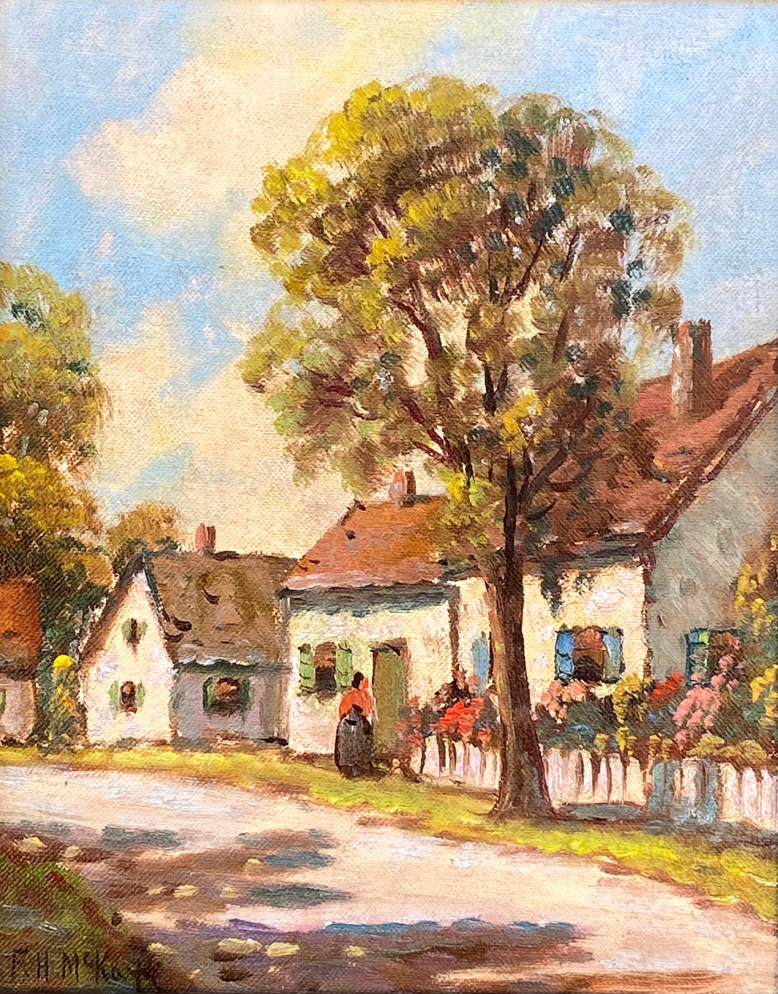 """Village Cottages"""