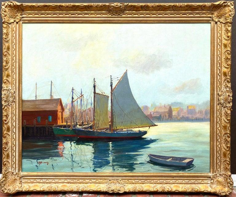"""Gloucester Harbor"" 3"