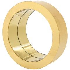 C. Jere Mirror, Brass Porthole