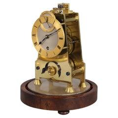 c.1840 English Mantle Chronometer Clock