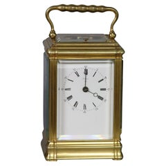 c.1876 French Quarter-Striking Carriage Clock by Breguet