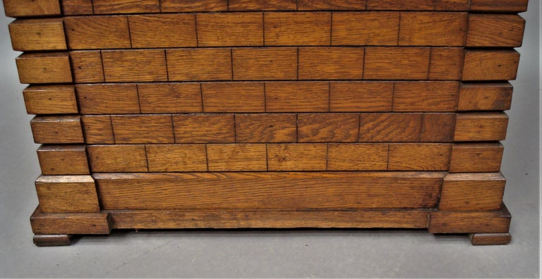 19th Century Oak Dog House or Dog Kennel For Sale 2