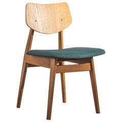 C275 Side Chair in Oak by Jens Risom