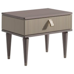 C309 Cocoon Night Side Table