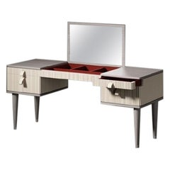 C315 Cocoon Vanity Table