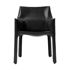 Cab Armchair by Mario Bellini for Cassina