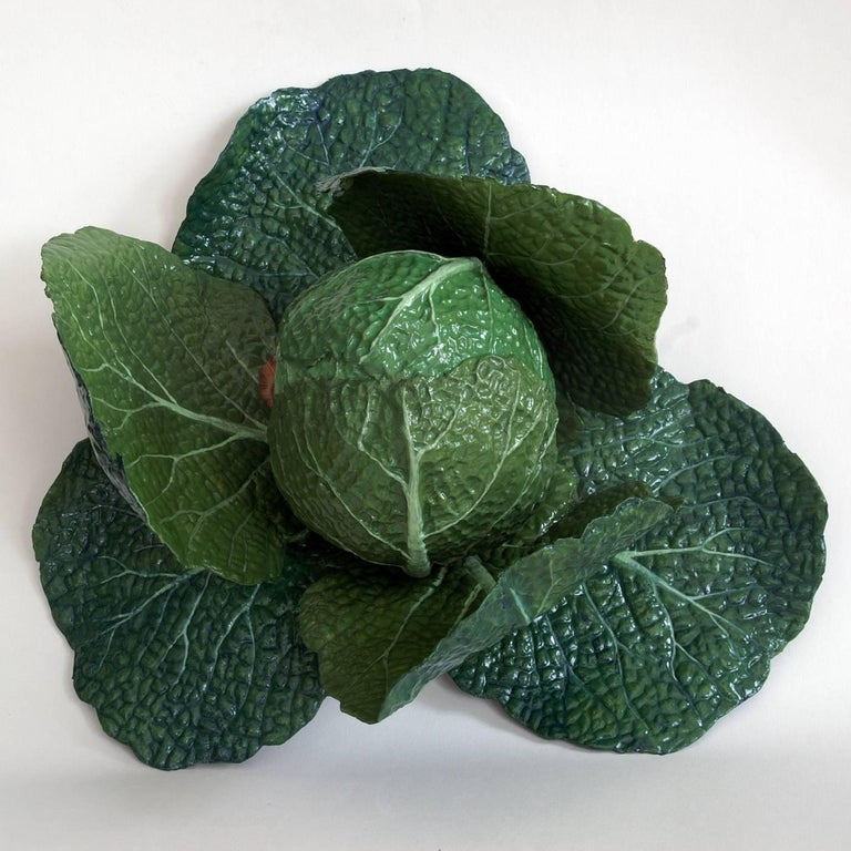 Cabbage Box Sculpture In New Condition For Sale In Milan, IT