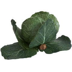 Cabbage Box Sculpture