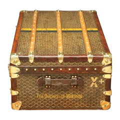 Cabin Goyard Trunk, Duchess of Windsor