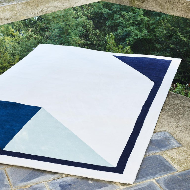 Cabine Rug by Alquati+Corso In New Condition For Sale In Milan, IT