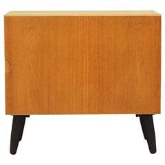 Cabinet Ash, Danish Design, 1970s, Producer Bramin