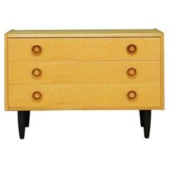 Cabinet Ash Vintage Scandinavian Design, 1960s