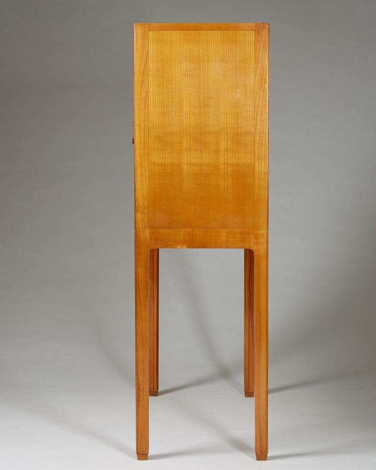 Cabinet Attributed to Hjalmar Jackson, Sweden, 1940s For Sale 1
