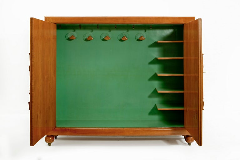 Italian Cabinet by Osvaldo Borsani For Sale