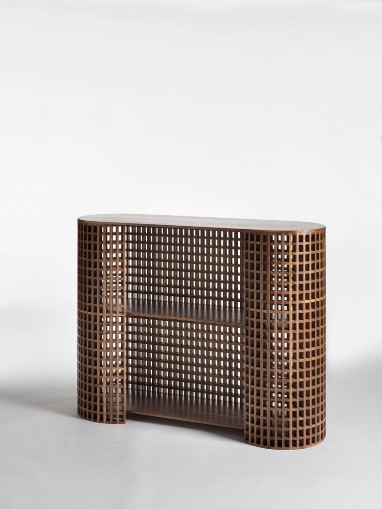 Modern Cabinet by Cara e Davide for Medulum For Sale