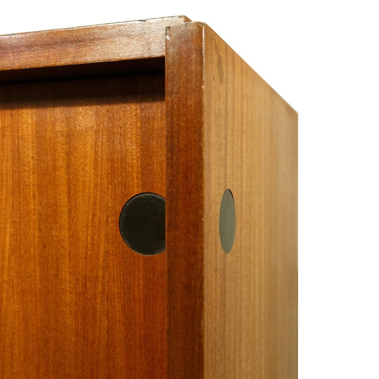 Italian Cabinet by Gianfranco Frattini from Mobili Cantu, Italy, 1960s For Sale