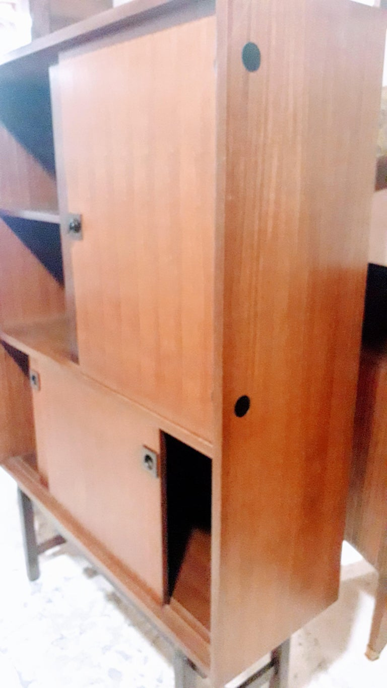 Cabinet by Gianfranco Frattini from Mobili Cantu, Italy, 1960s For Sale 1