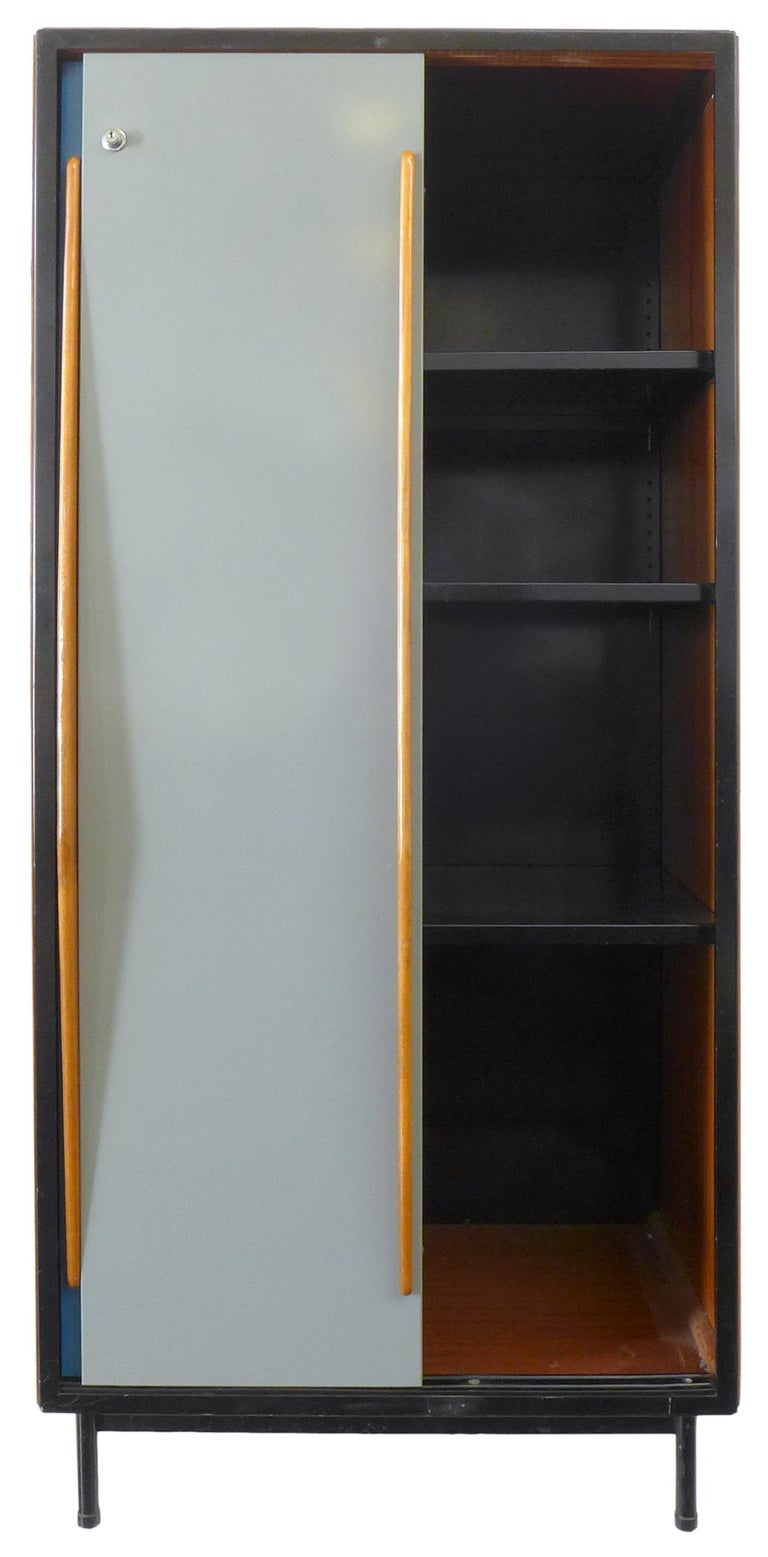 Mid-Century Modern Cabinet by Willy Van Der Meeren for Tubax For Sale